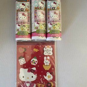 Hello Kitty Lot Coloring NEW!!